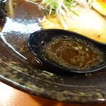 麺's 菜ヶ蔵 - スープアップ