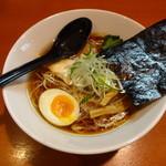麺's 菜ヶ蔵 - 新得地鶏醤油 800円