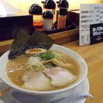 麺屋そのか - 豚骨醤油ラーメン(昼700円)