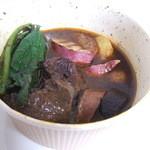 ビストロ ボングー - 冬季限定 牛ほほと野菜の煮込み弁当