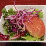 Kitchen萬治郎 - サラダ