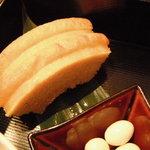 京乃とうふや 藤野 - バームクーヘン