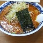 見聞録 - 南蛮ラーメン(+ネギ入)800円