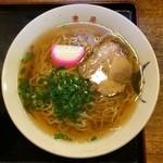 東屋 - 料理写真:ラーメン