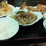 溢香縁  - 焼肉定食