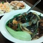 溢香縁  - 角煮飯(角煮がゴロゴロ♪)