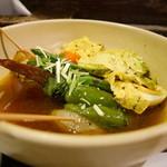 イエロースパイス - 黄・野菜カリー