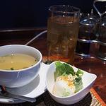 タイレストラン Smile Thailand - プーパッポンカレーのランチセット