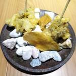 キエチュード - ジャガイモ 舞茸 クミン