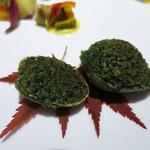キエチュード - バターナッツ サツマイモ アサリ