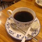 コーヒーショップシルク -