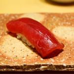Sushihijikata - 本鮪赤身漬け