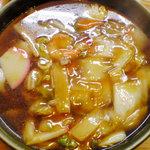 中華料理 正龍 - 広東麺(750円)