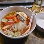 ぽっこ - 冷麺