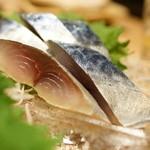 魚バカ 浜料理 厚岸漁業部 祐一郎商店 - 〆サバ