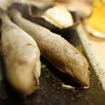 魚バカ 浜料理 厚岸漁業部 祐一郎商店 - こまい