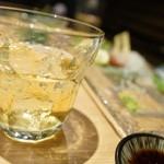 魚バカ 浜料理 厚岸漁業部 祐一郎商店 - 梅酒