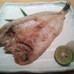 すし田 乾山 - 本日の焼き魚(1,296円)       甘鯛の味噌漬け