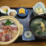 海鮮食堂 お魚菜道楽 -
