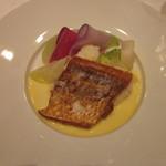 45762831 - 魚料理はイトヨリダイ 野菜も美味しい!