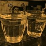 浜やん - 2015.12【八丈焼酎(麦)お湯割り】