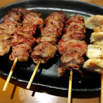 焼鶏 炭吉 - カシラ、軟骨