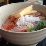 葉山港湾食堂 - あぶり丼