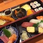 おしどり寿司 - ぉしどり御膳@920プラス税