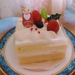 ユーハイム - クリスマスケーキー691円