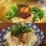 きち - 病み好き、混ぜ麺と〆ご飯、ごちそうさま!