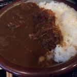 喜多呂 - カツカレー大盛り 1,100円