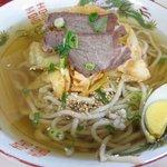 きりん亭 - 冷麺 並
