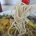 きりん亭 - 冷麺