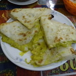 印度屋キッチン・ダバ - チーズマサラナン