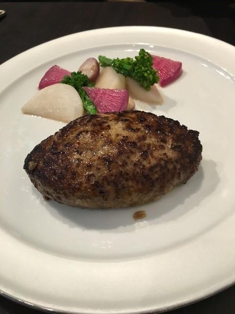 東洋軒 - 松阪牛100%のハンバーグステーキ