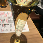 俺のやきとり 銀座9丁目 - スパークリングワイン