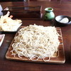 樹香 - 料理写真:天ざるそば