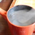 樹香 - 蕎麦湯