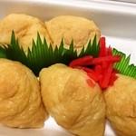 野田商店 - いなり寿司