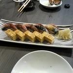 SUSHI BAR THE ƎND -縁戸- - お寿司2