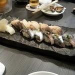 SUSHI BAR THE ƎND -縁戸- - お寿司1
