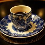 カフェ・ド・ランブル - ランブレッソ=低温抽出、冷たいエスプレッソの様な珈琲=15年12月