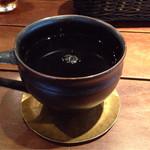 24/7 coffee&roaster - 珈琲 赤銅¥500