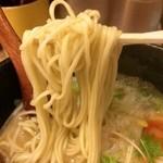 麺道部 - 中細ストレート麵