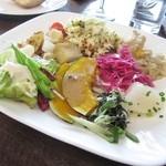 レストラン パッショーネ - 前菜ビュッフェ