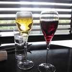 レストラン パッショーネ - ランチドリンクはアルコール可