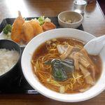 三洛 - ラーメン定食