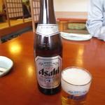 味処 喜いち - 瓶ビール