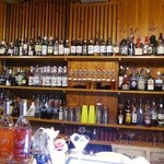 cocktail bar esprit - バックヤード