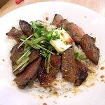 45780408 - 松尾ジンギスカン 「ジンギスカンステーキ丼」